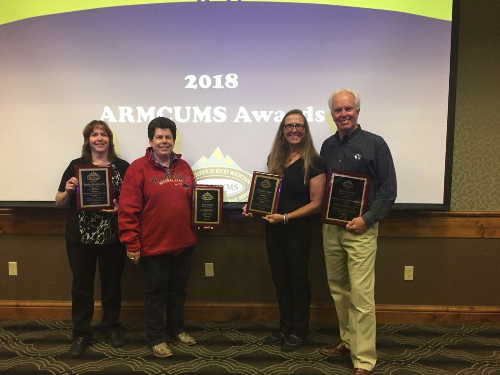 Award Winners MSU