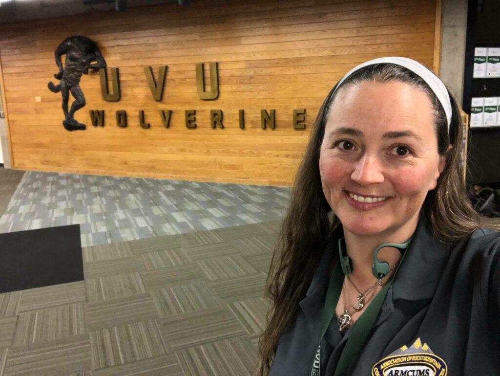Dawn Burgess, Utah Valley University, Orem UT